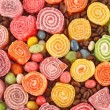 Sweet colorful background — Stockfoto