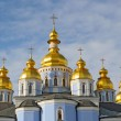 St. Michael's Golden-Domed Monastery in Kiev, Ukraine — Stock Photo #9628858