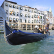 Stock Photo: Venecie.Gondolas.