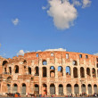 Rome in October.Colloseo. — Stock Photo #9284611