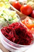 Beet salad — Stock Photo