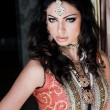 Stock Photo: Beautiful Indian Bride