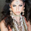 Beautiful Indian Bride — Foto Stock