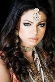Beautiful Indian Bride — Stock Photo