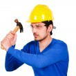 Construction worker — Stock Photo #8453656