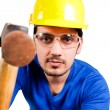 Construction worker — Stock Photo #8453766