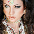 Beautiful Indian Bride — Stock Photo #9855640