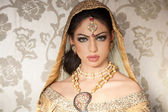 Beautiful Indian Bride — Stok fotoğraf