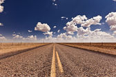 Country road — Stock Photo