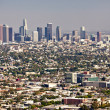 Royalty-Free Stock Photo: Downtown Los Angeles skyline