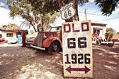 Manufatti di roure 66 — Foto Stock