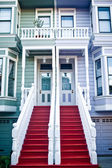 Classic building in San Francisco — Stock Photo