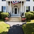 New england house — Stock Photo #7991340