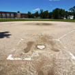 Stock fotografie: Baseball pitch