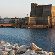 Castel dell'Ovo - Stock Photo