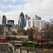 London skyline — Stockfoto
