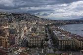 Neapolský záliv — Stock fotografie