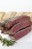 Filet of beef — Stock Photo
