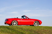 Mazda mx-5 — Stock Photo