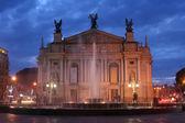 Opera House in Lviv / Ukraine — Stock Photo