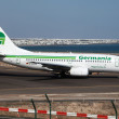 Germania Boeing 737-700 — Stock Photo