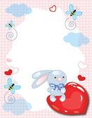 Valentine card — Foto de Stock