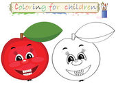 Coloring for children — Stockfoto