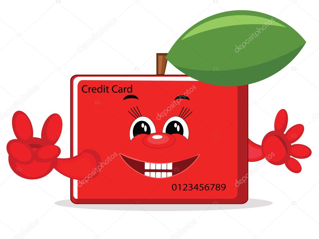 Credit card — Stock Photo #9768459