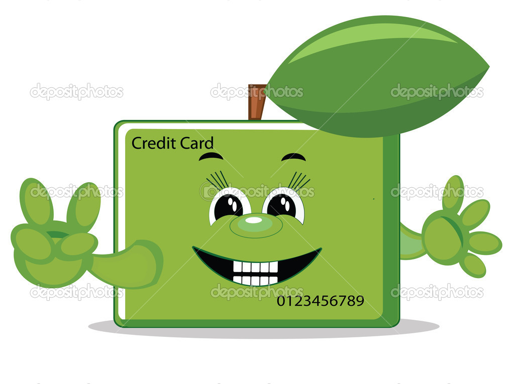 Credit card — Stock Photo #9768474