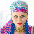 Stock Photo: Gypsy woman