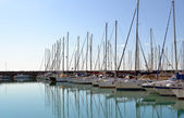 Port in Italy — Stock Photo