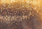 Honeycomb mesh — Stock Photo