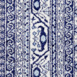 Stock Photo: Old fabric carpet textures and ornaments.