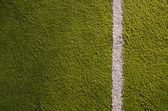 合成の競技場の標示線をコーティング — ストック写真
