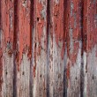 Rural house wall peel paint background closeup — Stock Photo #9266816