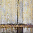 Background ancient retro wooden plank rural door — Stock Photo