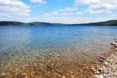 Lake in Summer — Stock Photo
