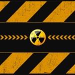 Постер, плакат: Nuclear dangerund
