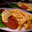 Fish and chips — Stock Photo #8822668