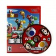 Super Mario Brothers Wii - Stock Photo