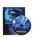 Avatar Blue-ray movie — Stock Photo