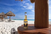 Corona on the Beach — Stock Photo