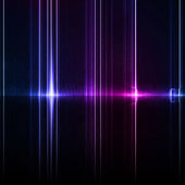 Neon abstract — Stock Vector