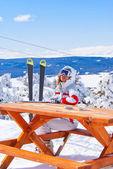 Apres ski in Sarikamis — Stock Photo