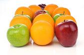 雀儿的多汁的水果 — 图库照片