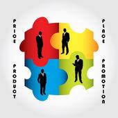 Projeto especial de marketing mix — Vetorial Stock