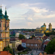 Stock Photo: Eger City