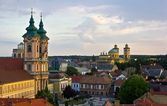 Eger City — Stock Photo