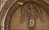天使雕塑 — 图库照片