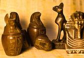 ägyptische souvenirs — Stockfoto